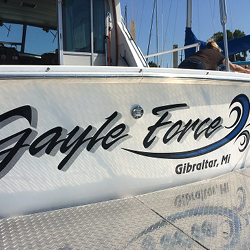 Marine & Boat Graphics