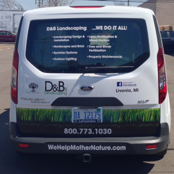 Vehicle Graphic Services