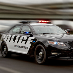 Police Interceptor Graphics