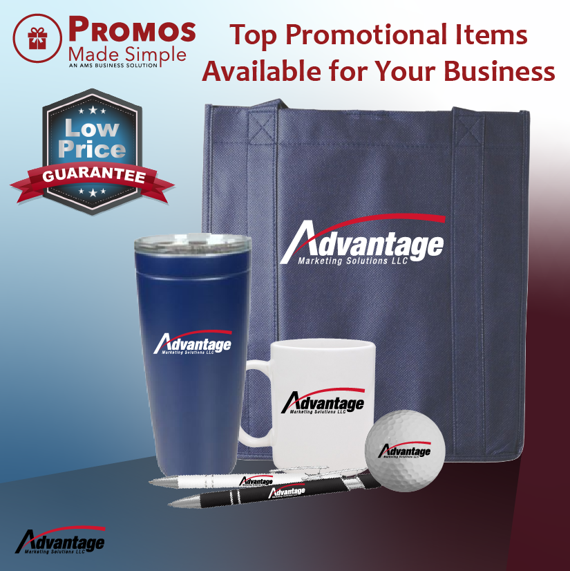 Brand Your Business With Promotional Products